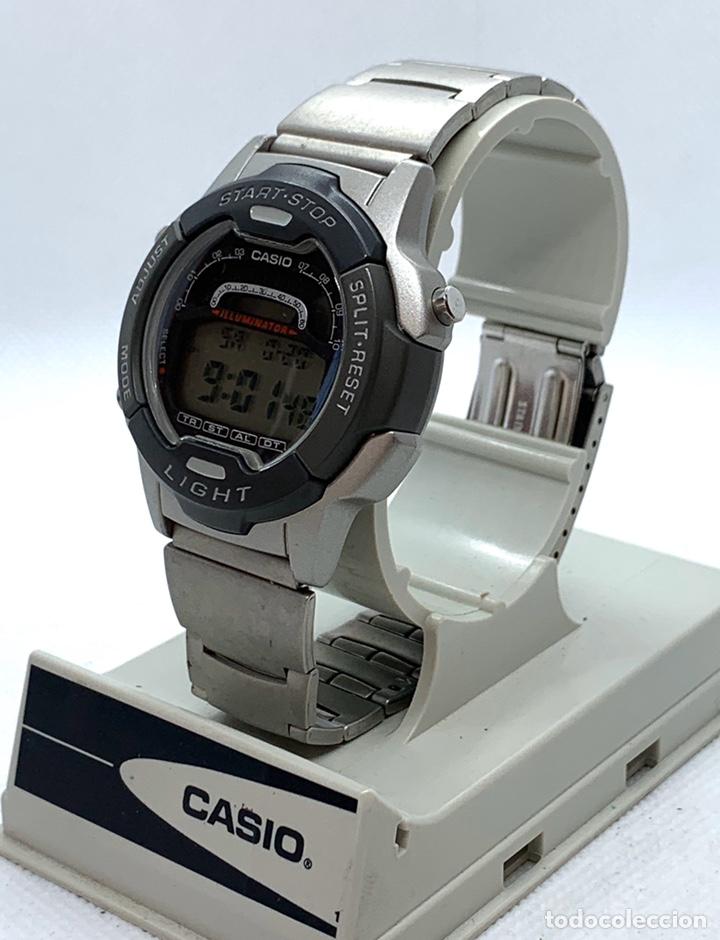 Vintage: Reloj Casio W-729 nuevo de antiguo stock - Foto 3 - 194897430