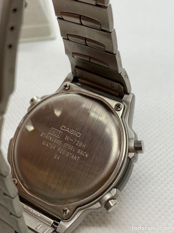 Vintage: Reloj Casio W-729 nuevo de antiguo stock - Foto 5 - 194897430
