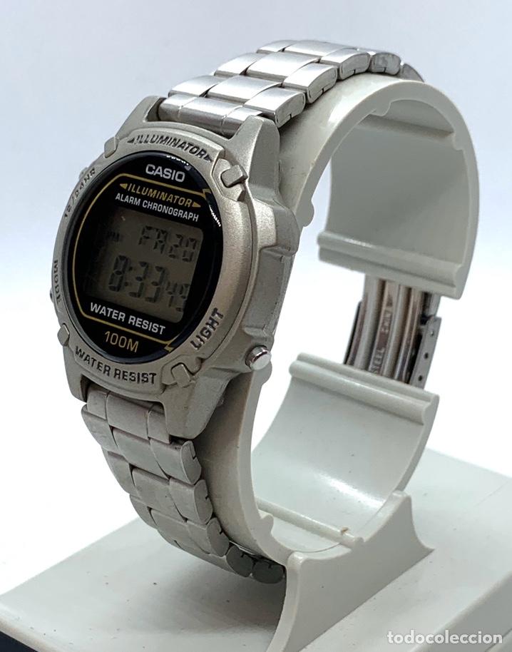Vintage: Reloj Casio LW-100 H nuevo de antiguo stock - Foto 2 - 194897742