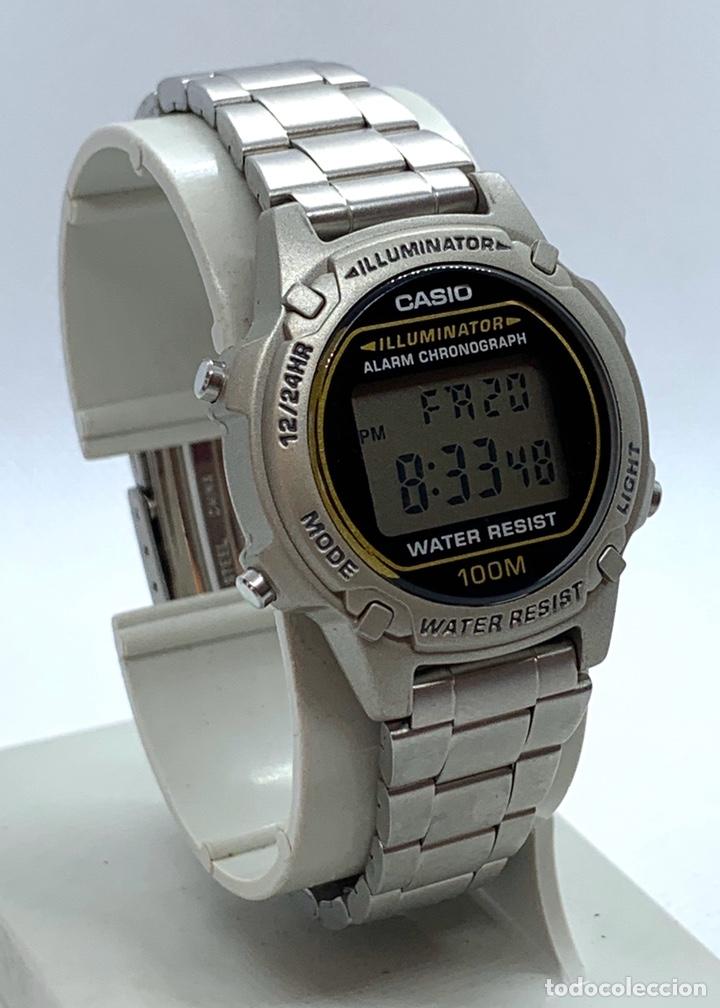 Vintage: Reloj Casio LW-100 H nuevo de antiguo stock - Foto 3 - 194897742