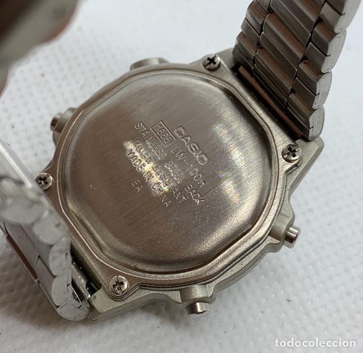 Vintage: Reloj Casio LW-100 H nuevo de antiguo stock - Foto 5 - 194897742