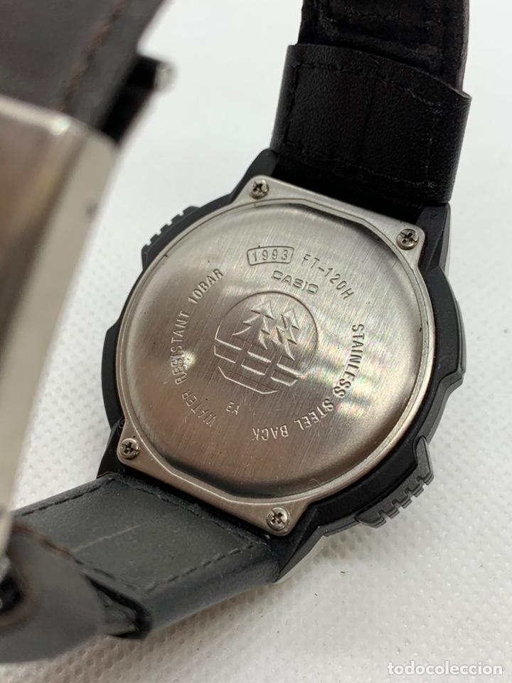 Vintage: Reloj Casio Forester FT-120H con fallo de la luz - Foto 5 - 194897887