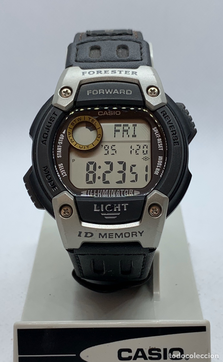 RELOJ CASIO FORESTER FT-120H CON FALLO DE LA LUZ (Relojes - Relojes Vintage )