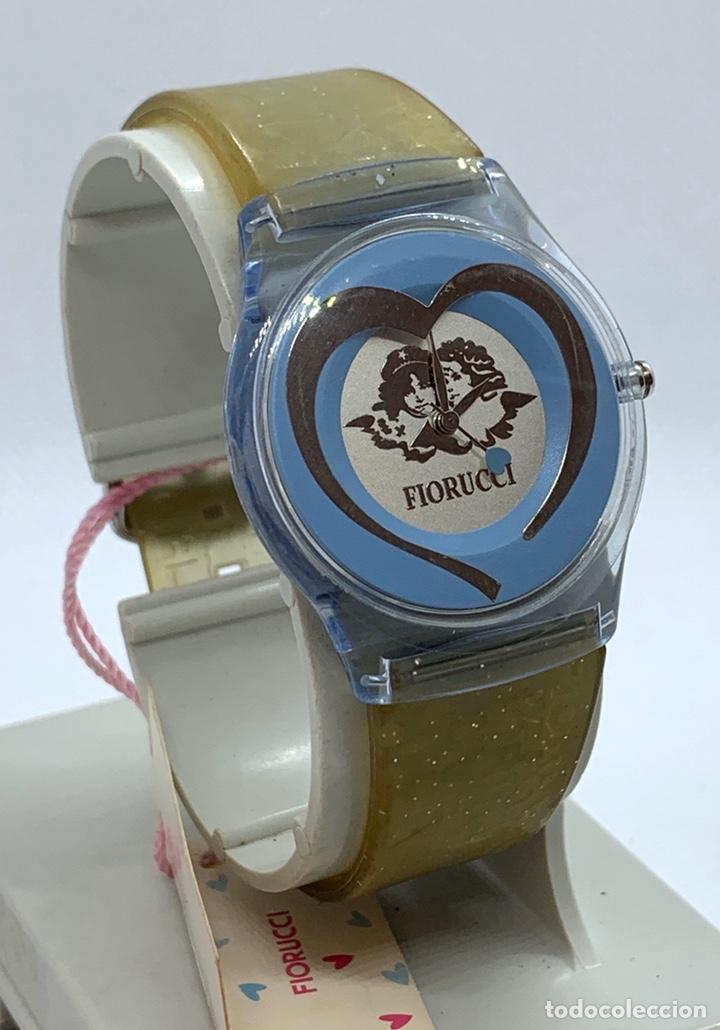 Vintage: Reloj Fiorucci nuevo Quartz - Foto 2 - 194898463