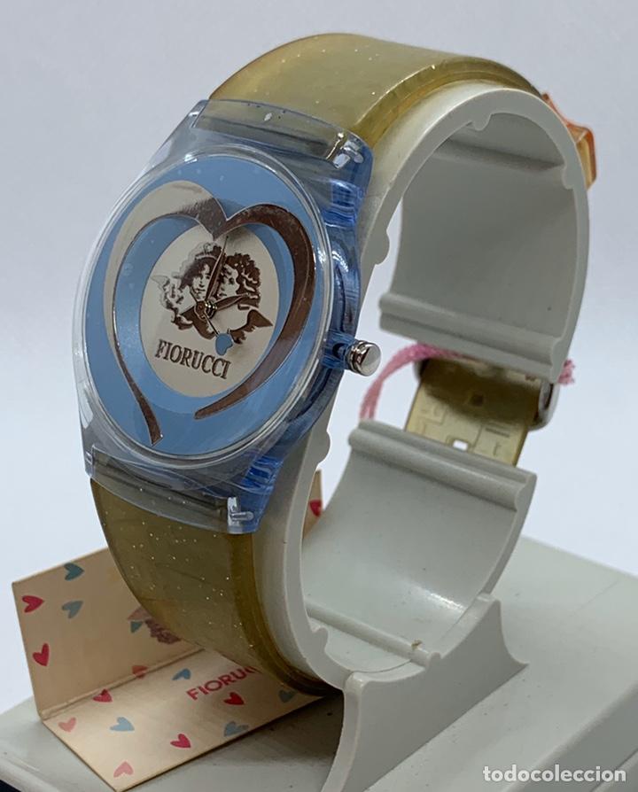 Vintage: Reloj Fiorucci nuevo Quartz - Foto 3 - 194898463