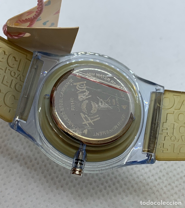 Vintage: Reloj Fiorucci nuevo Quartz - Foto 4 - 194898463
