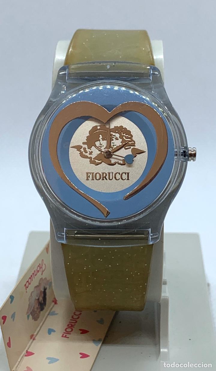 RELOJ FIORUCCI NUEVO QUARTZ (Relojes - Relojes Vintage )