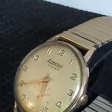 Vintage: EXACTUS 15 RUBÍES. Lote 195049402