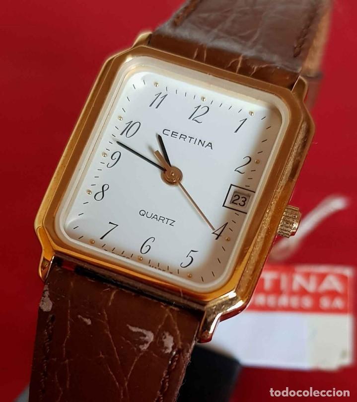 RELOJ CERTINA VINTAGE, NOS (NEW OLD STOCK) (Relojes - Relojes Vintage )