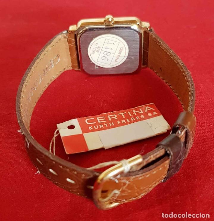 Vintage: RELOJ CERTINA VINTAGE, NOS (new old stock) - Foto 7 - 195106488