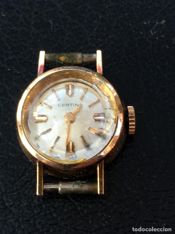 RELOJ DE MUJER CERTINA AÑOS 50 (Relojes - Relojes Vintage )
