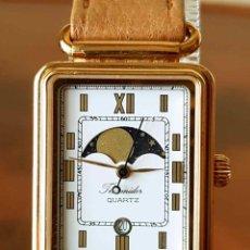 Vintage: RELOJ THERMIDOR, FASES DE LUNA, VINTAGE, NOS (NEW OLD STOCK). Lote 195169841