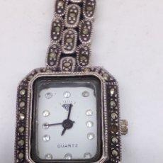 Vintage: RELOJ DE PLATA QUARTZ. Lote 195177172