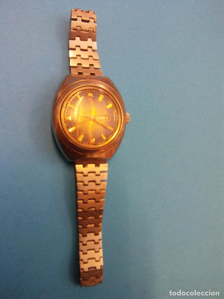 ANTIGUO RELOJ PARA DAMA 9021 INCABLOC AUTOMATIC WATER RESISTANT (Relojes - Relojes Vintage )