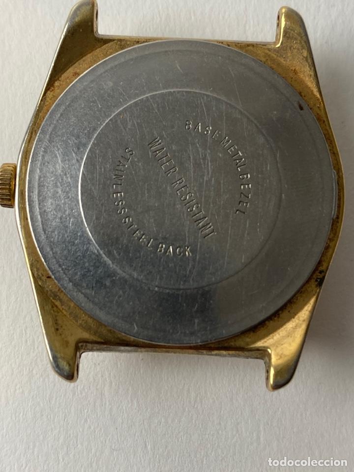 Vintage: RE-37. RELOJ DE PULSERA HOMBRE AUTOMATICOTIMEX WATER RESISTANT. MEDIADOS S.XX. - Foto 2 - 195361796