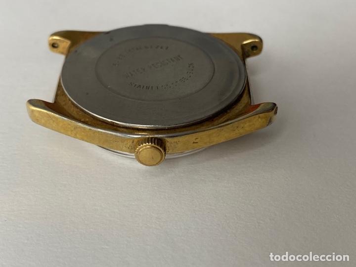 Vintage: RE-37. RELOJ DE PULSERA HOMBRE AUTOMATICOTIMEX WATER RESISTANT. MEDIADOS S.XX. - Foto 3 - 195361796