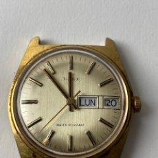 Vintage: RE-37. RELOJ DE PULSERA HOMBRE AUTOMATICOTIMEX WATER RESISTANT. MEDIADOS S.XX.. Lote 195361796