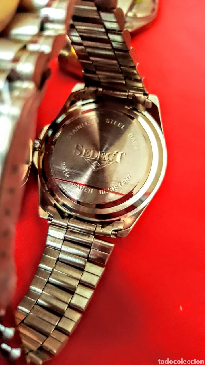 Vintage: Lote de 3 relojes de cuarzo japan NUEVOS procedente de relojeria cerrada todos los relojes funcionan - Foto 7 - 195384600