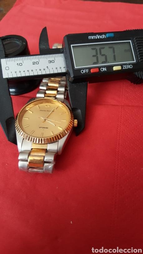 Vintage: Lote de 3 relojes de cuarzo japan NUEVOS procedente de relojeria cerrada todos los relojes funcionan - Foto 12 - 195384600