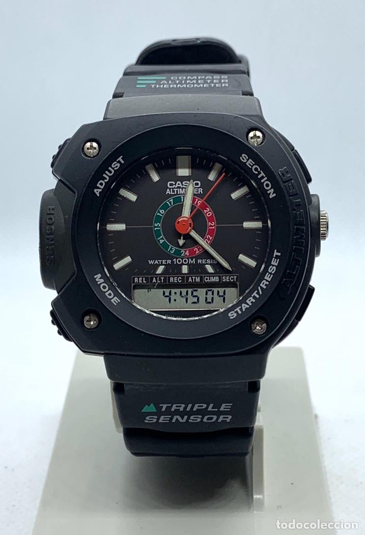 RELOJ CASIO AW-360 JAPAN VINTAGE NUEVO (Relojes - Relojes Vintage )