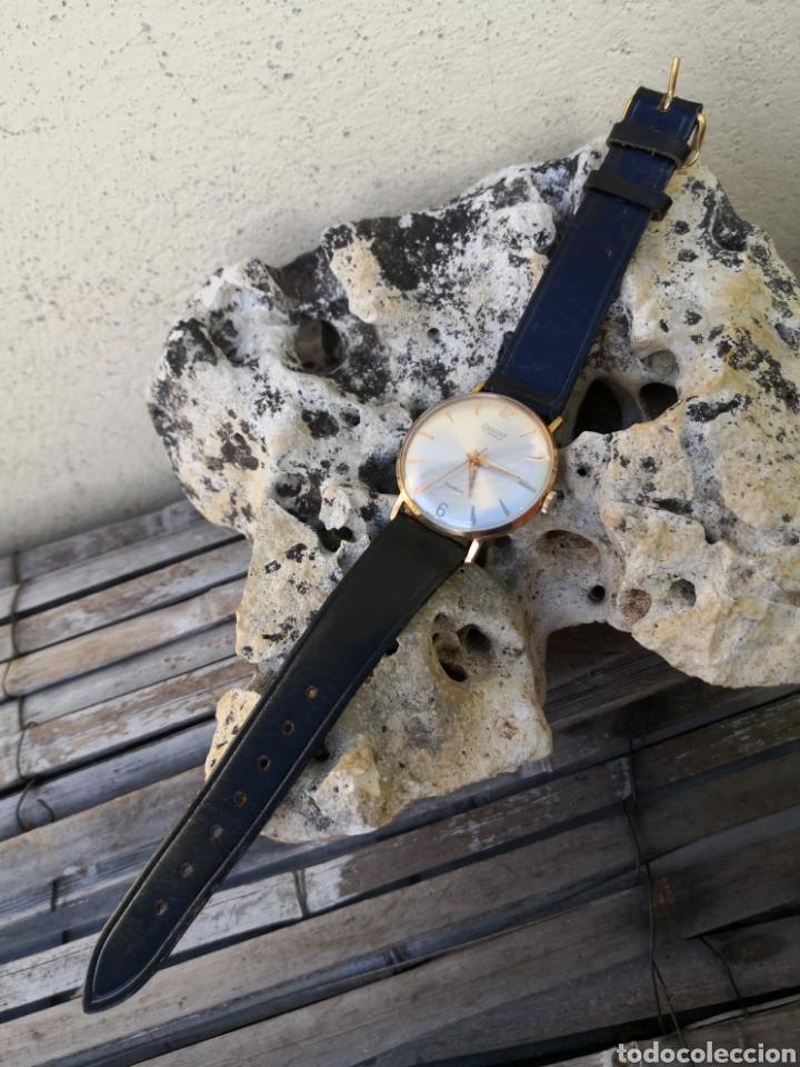 Vintage: ✨C1/5 Reloj vintage Exactus Cuerda NUEVO - Foto 10 - 195386790