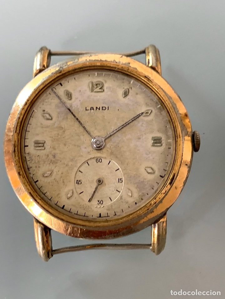 Vintage: Lote relojes antiguos a reparar - Foto 2 - 195388211