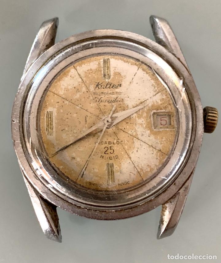 Vintage: Lote relojes antiguos a reparar - Foto 4 - 195388211