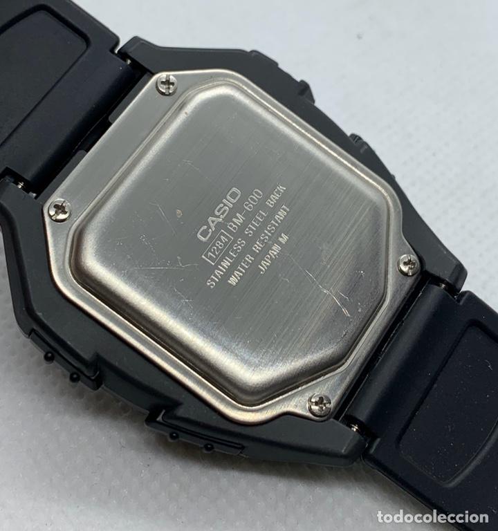 Vintage: Reloj Casio BM-600 Japan nuevo vintage - Foto 6 - 195388443