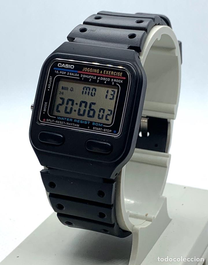 Vintage: Reloj Casio Jogging JE-50 nuevo vintage - Foto 2 - 195388663