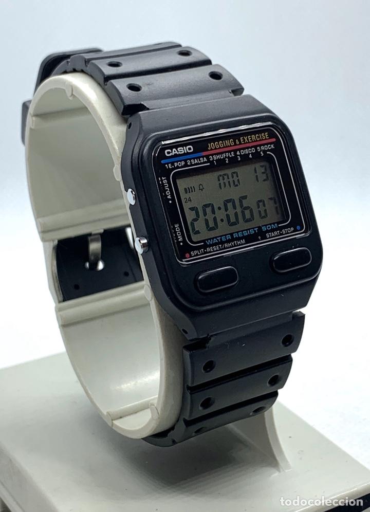 Vintage: Reloj Casio Jogging JE-50 nuevo vintage - Foto 3 - 195388663