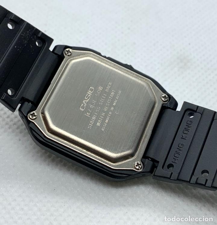 Vintage: Reloj Casio Jogging JE-50 nuevo vintage - Foto 5 - 195388663