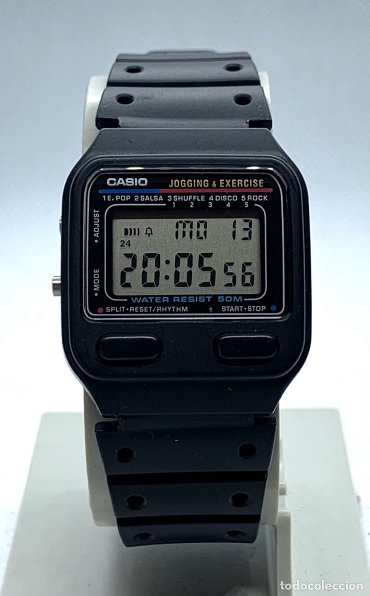 RELOJ CASIO JOGGING JE-50 NUEVO VINTAGE (Relojes - Relojes Vintage )