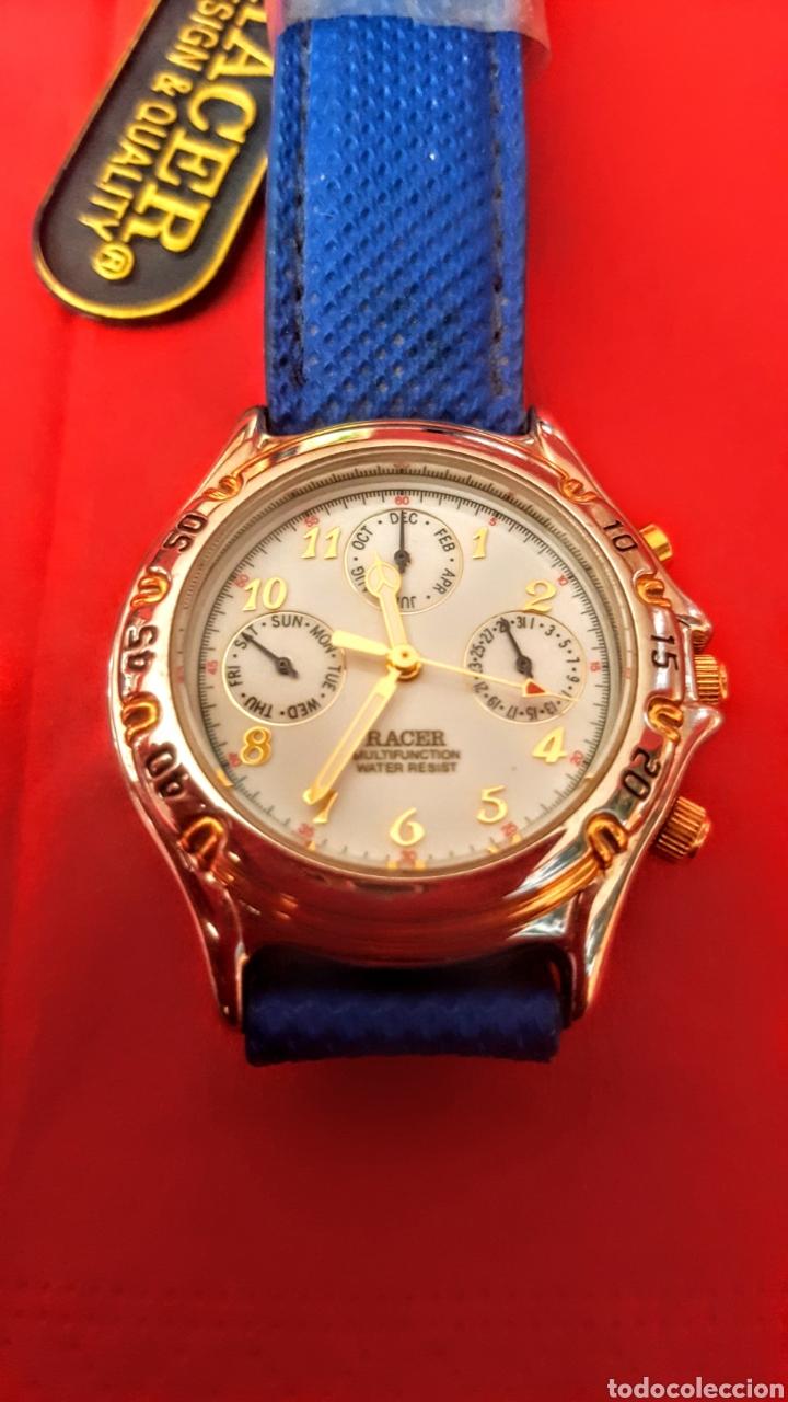 Vintage: Lote de 3 relojes de cuarzo japan NUEVOS procedente de relojeria cerrada todos los relojes funcionan - Foto 3 - 195389280