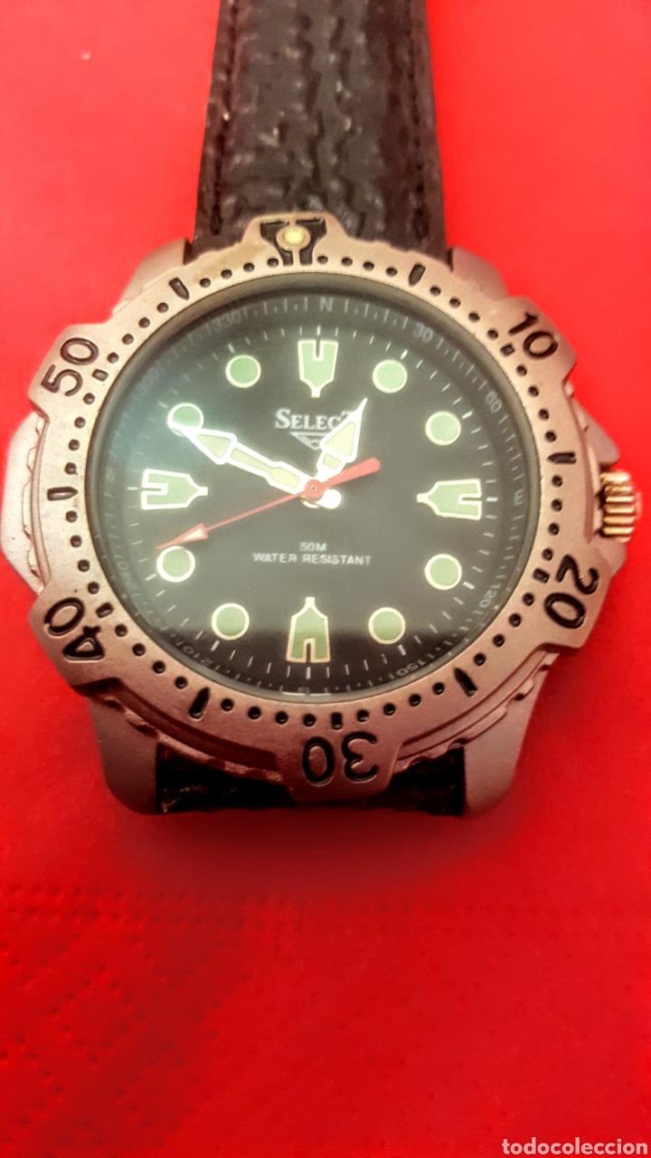 Vintage: Lote de 3 relojes de cuarzo japan NUEVOS procedente de relojeria cerrada todos los relojes funcionan - Foto 4 - 195389280