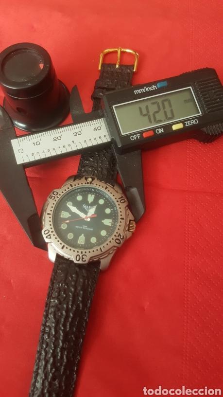 Vintage: Lote de 3 relojes de cuarzo japan NUEVOS procedente de relojeria cerrada todos los relojes funcionan - Foto 7 - 195389280