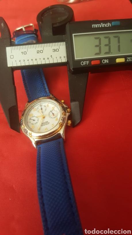 Vintage: Lote de 3 relojes de cuarzo japan NUEVOS procedente de relojeria cerrada todos los relojes funcionan - Foto 8 - 195389280