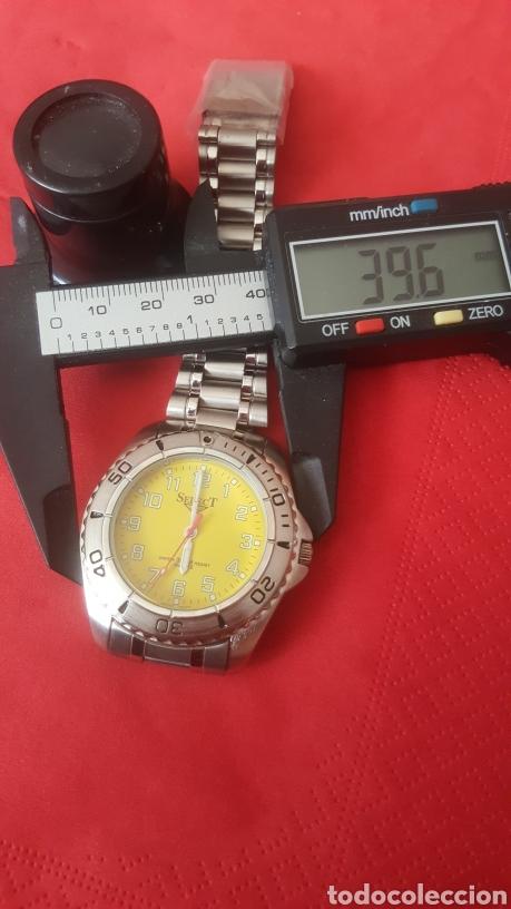 Vintage: Lote de 3 relojes de cuarzo japan NUEVOS procedente de relojeria cerrada todos los relojes funcionan - Foto 9 - 195389280