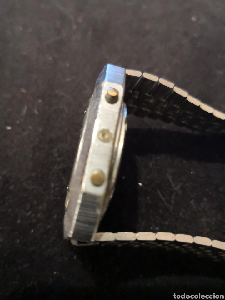 Vintage: Reloj digital Sony lcd quartz - Foto 3 - 195587296