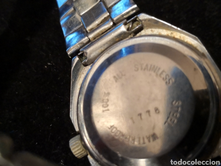 Vintage: Reloj thermidor automatic sra - Foto 3 - 195587863
