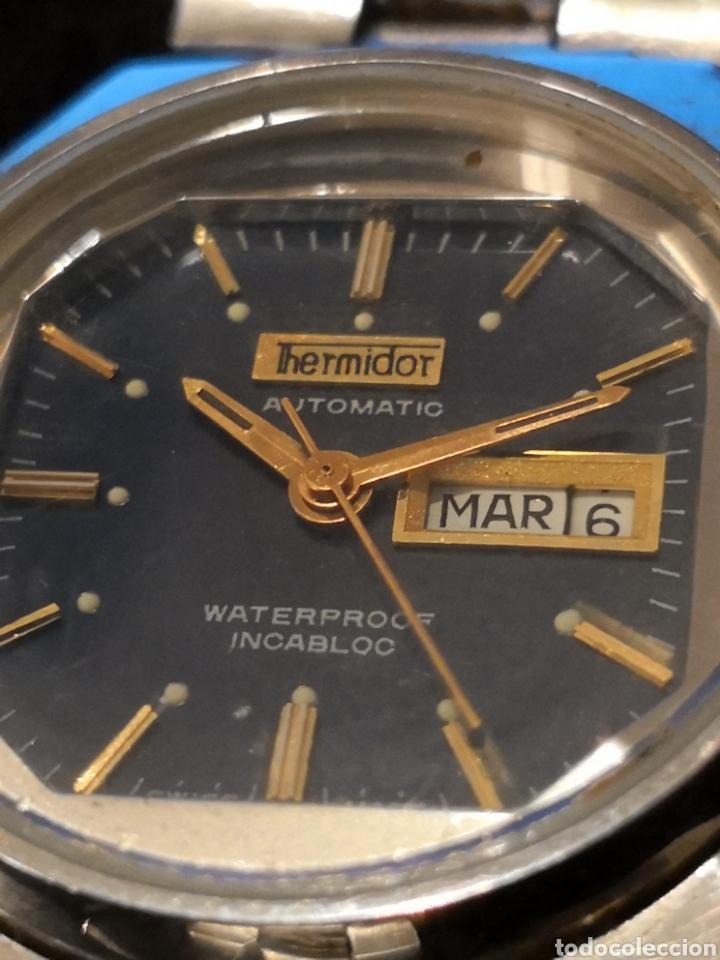Vintage: Reloj thermidor automatic sra - Foto 4 - 195587863