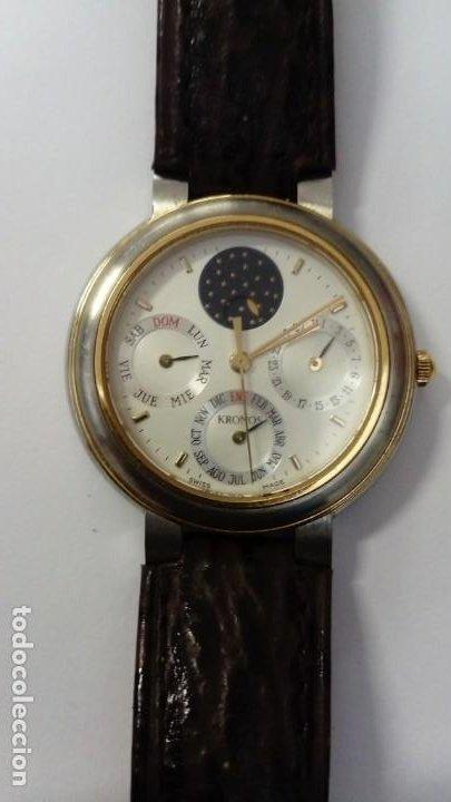 RELOJ KRONOS QUANTIEME (Relojes - Relojes Vintage )