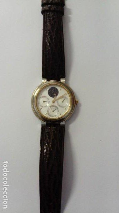 Vintage: Reloj Kronos Quantieme - Foto 2 - 195850012