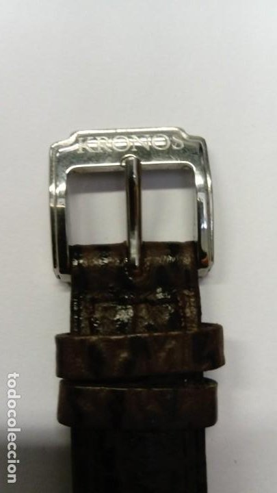 Vintage: Reloj Kronos Quantieme - Foto 3 - 195850012