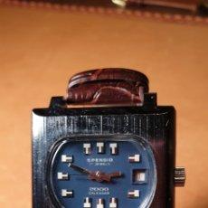 Vintage: RELOJ SPENDID VINTAGE. Lote 196301620