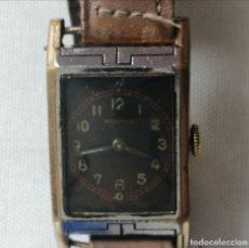 Vintage: ANTIGUO RELOJ DE PULSERA HISPANIA .MADE SWISS.. Lote 196518783