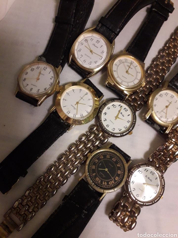 Vintage: Lote de relojes vintage de cuarzo - Foto 2 - 196550737