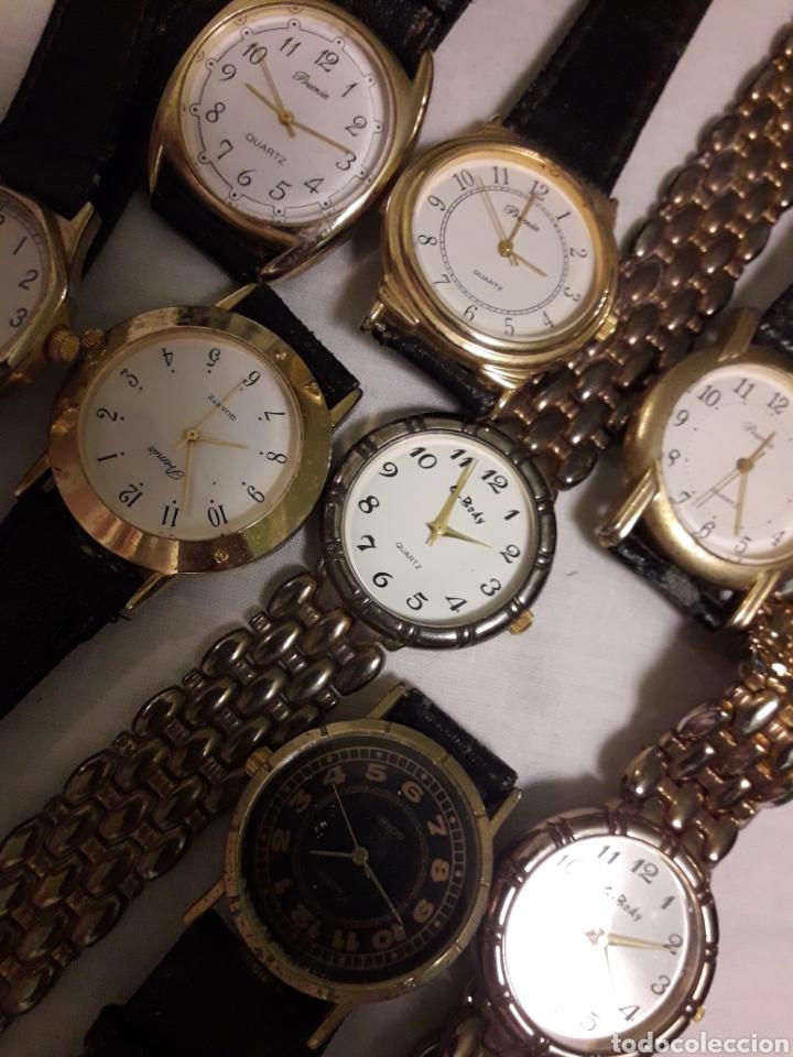 Vintage: Lote de relojes vintage de cuarzo - Foto 3 - 196550737