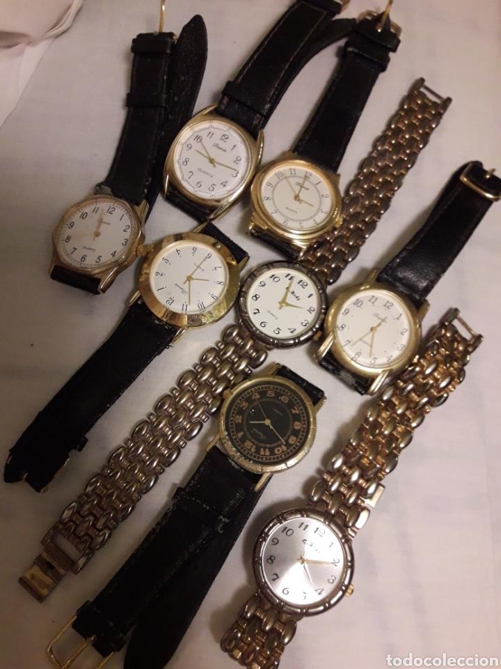 Vintage: Lote de relojes vintage de cuarzo - Foto 4 - 196550737