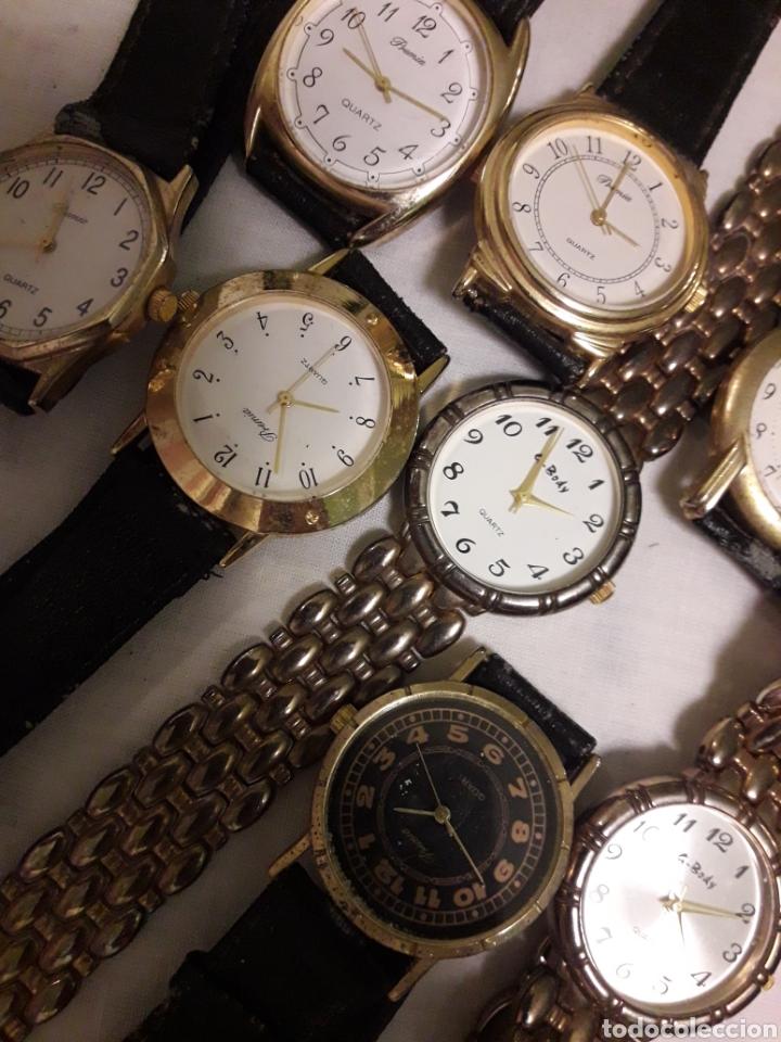 Vintage: Lote de relojes vintage de cuarzo - Foto 5 - 196550737