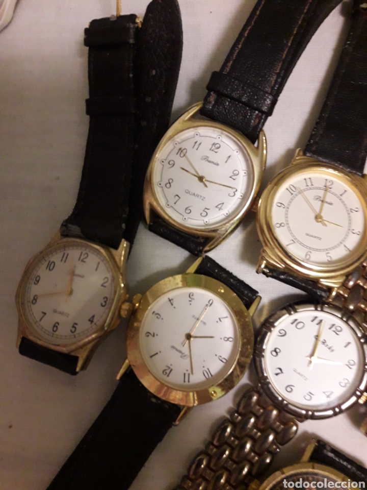 LOTE DE RELOJES VINTAGE DE CUARZO (Relojes - Relojes Vintage )